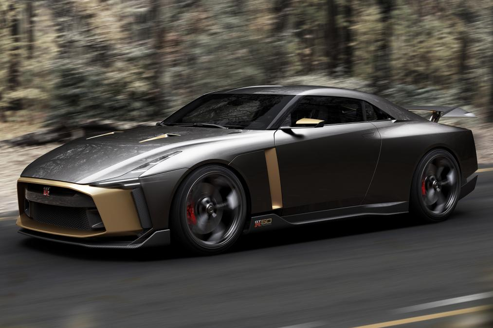 Production Version of EUR 1 Million Nissan GT-R50 Revealed 11