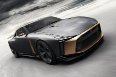 Production Version of EUR 1 Million Nissan GT-R50 Revealed 9