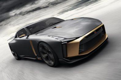 Production Version of EUR 1 Million Nissan GT-R50 Revealed 8