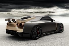 Production Version of EUR 1 Million Nissan GT-R50 Revealed 10
