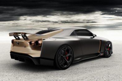 Production Version of EUR 1 Million Nissan GT-R50 Revealed 9