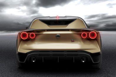 Production Version of EUR 1 Million Nissan GT-R50 Revealed 10