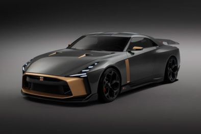 Production Version of EUR 1 Million Nissan GT-R50 Revealed 13