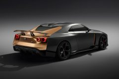 Production Version of EUR 1 Million Nissan GT-R50 Revealed 16