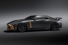 Production Version of EUR 1 Million Nissan GT-R50 Revealed 15