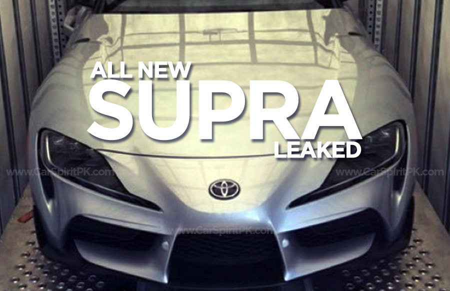 Toyota Supra A90 Leaked Well Ahead of Debut 10