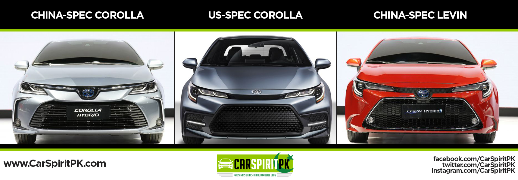 How Will the Next Generation Toyota Corolla for Pakistan Look Like? 2