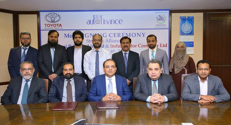 BankIslami Partners with Indus Motor Company to Offer Customized Financing Solutions 1