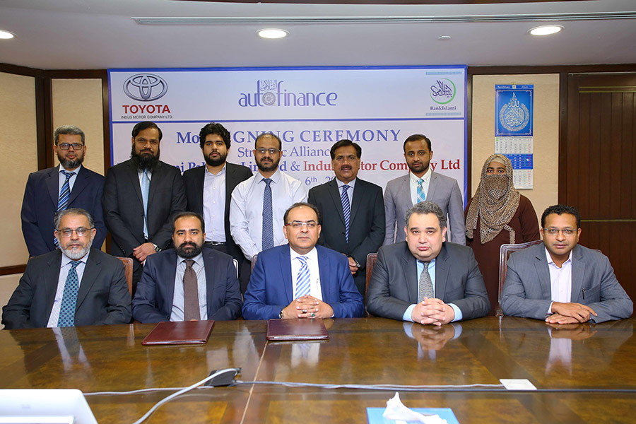 BankIslami Partners with Indus Motor Company to Offer Customized Financing Solutions 12