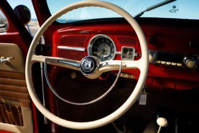 Volkswagen Restores 1966 Beetle for Its Original Owner Free of Cost 25
