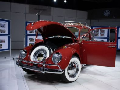 Volkswagen Restores 1966 Beetle for Its Original Owner Free of Cost 21