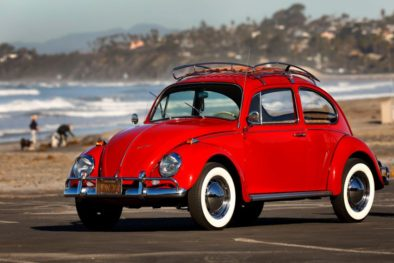 Volkswagen Restores 1966 Beetle for Its Original Owner Free of Cost 26