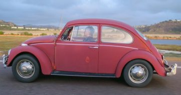 Volkswagen Restores 1966 Beetle for Its Original Owner Free of Cost 7