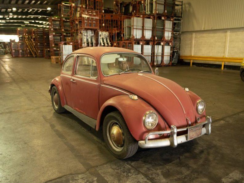 Volkswagen Restores 1966 Beetle for Its Original Owner Free of Cost 9