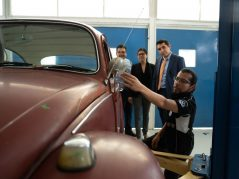 Volkswagen Restores 1966 Beetle for Its Original Owner Free of Cost 15
