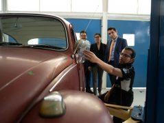Volkswagen Restores 1966 Beetle for Its Original Owner Free of Cost 11