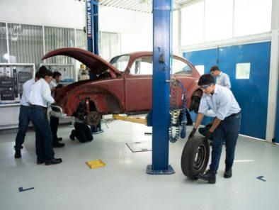 Volkswagen Restores 1966 Beetle for Its Original Owner Free of Cost 13