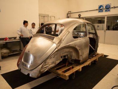 Volkswagen Restores 1966 Beetle for Its Original Owner Free of Cost 15