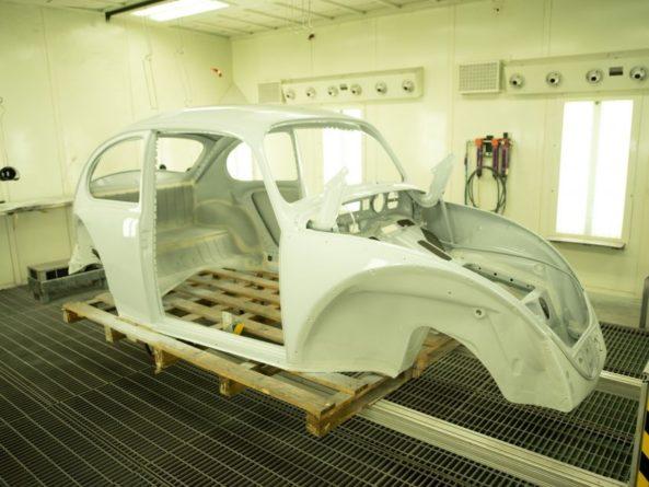 Volkswagen Restores 1966 Beetle for Its Original Owner Free of Cost 19