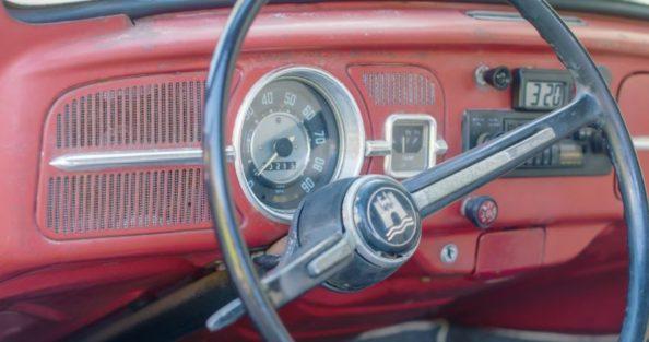 Volkswagen Restores 1966 Beetle for Its Original Owner Free of Cost 5