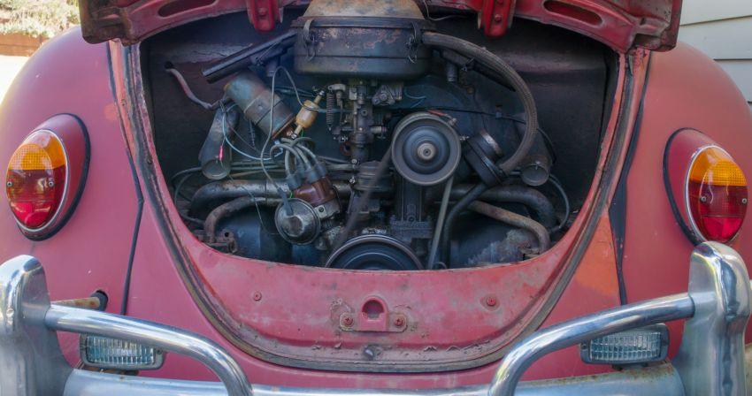 Volkswagen Restores 1966 Beetle for Its Original Owner Free of Cost 7