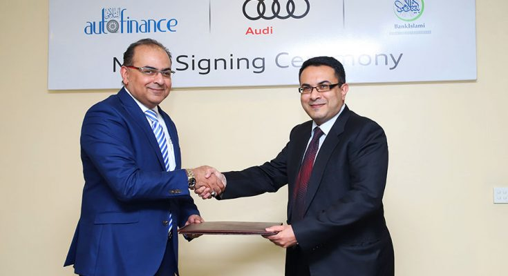 BankIslami Extends Strategic Alliance with Audi Pakistan 1