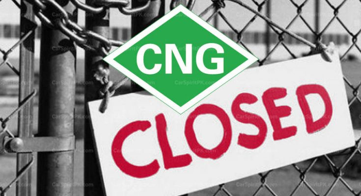 CNG stations Across Sindh To Be Closed For Indefinite Period 2