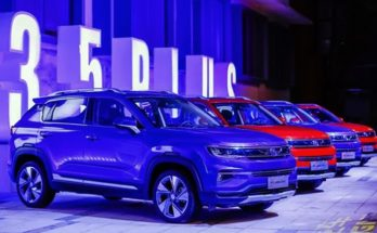 Changan Launches the CS35 Plus Crossover SUV in China 14