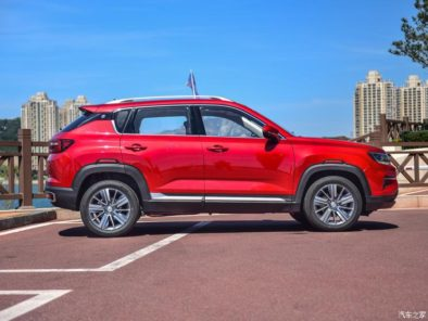 Changan Launches the CS35 Plus Crossover SUV in China 5