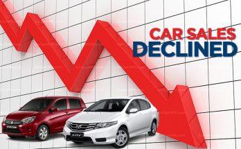Car Sales Declined Sharply in November 2018 3