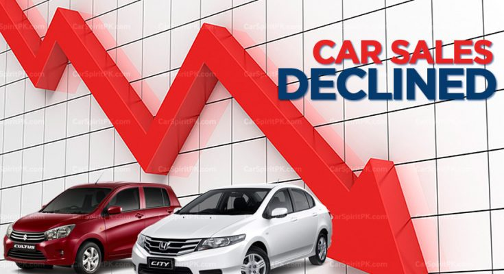 Car Sales Declined Sharply in November 2018 1
