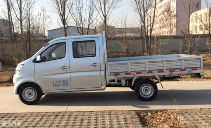 Changan Star Pickups Receives Facelift in China 3