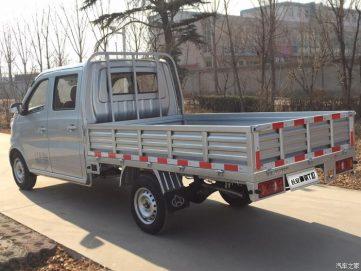 Changan Star Pickups Receives Facelift in China 8