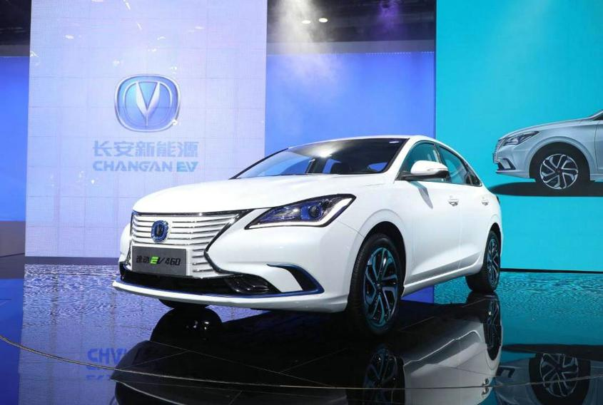 Changan Eado EV460 Wins Green Car of the Year Award 5