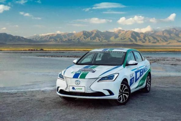 Changan Eado EV460 Wins Green Car of the Year Award 6
