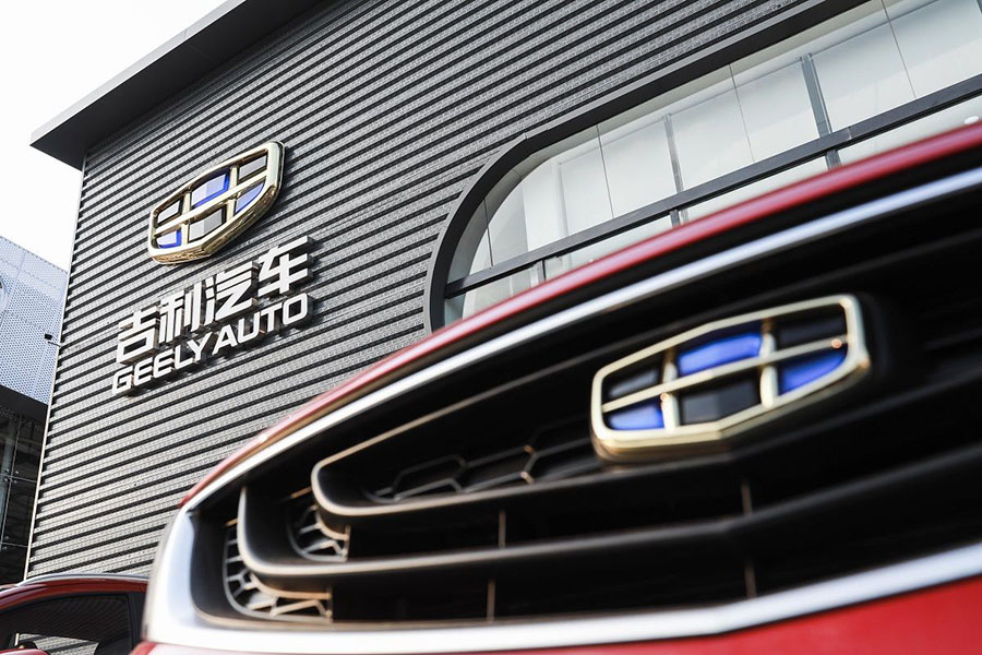 Geely Wins Approval on Daimler Deal 5