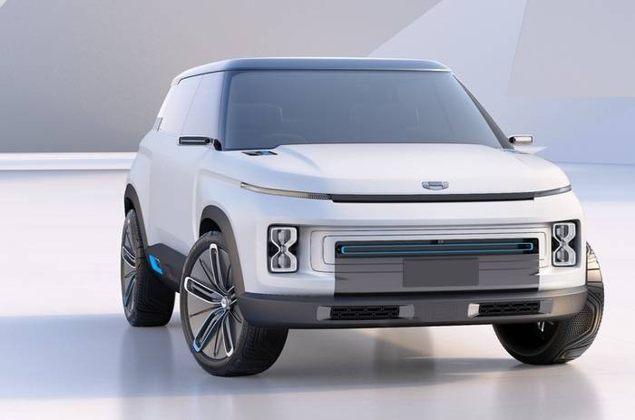Geely Readying Another Crossover SUV Codenamed SX12 1