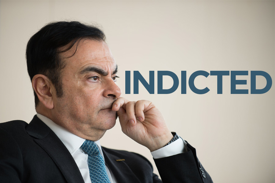 Carlos Ghosn Indicted with Fresh Charge in Japan 2