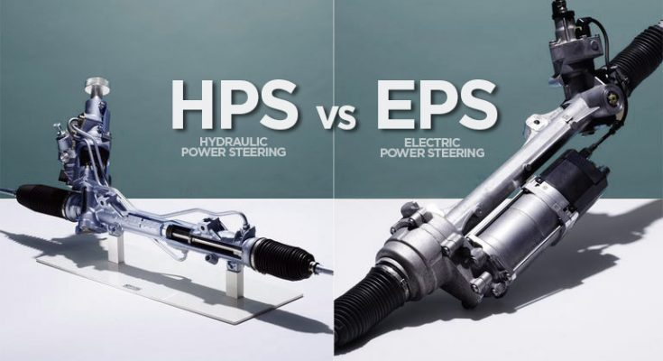 Hydraulic Power Steering vs Electric Power Steering 1