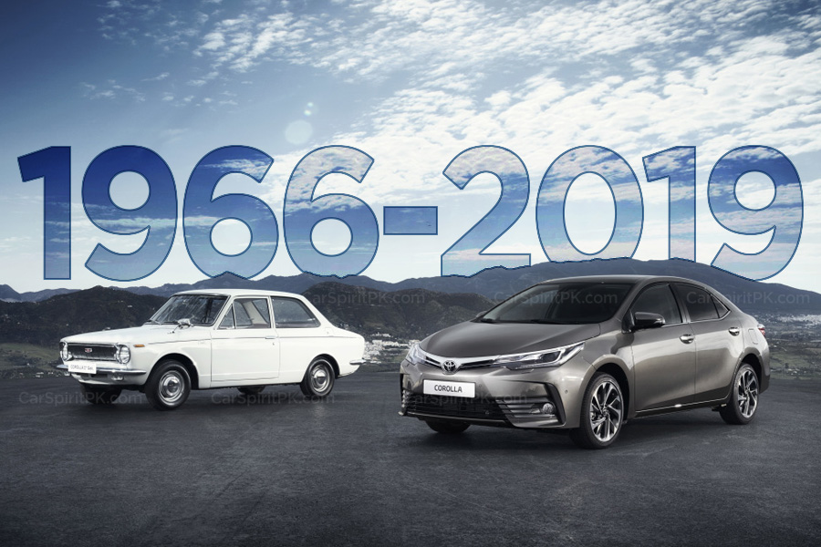 Toyota Corolla- All Generations 10