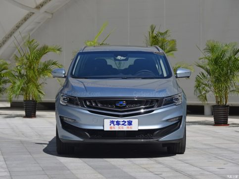 Geely Launches its First MPV- JiaJi in China 8