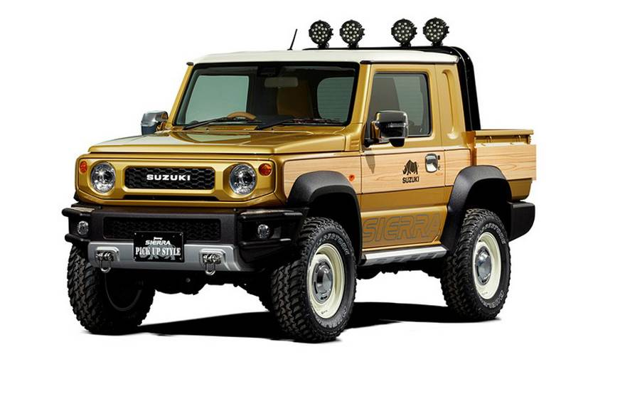 Suzuki to Showcase 3 Concepts at Tokyo Auto Salon 1