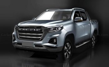 Kaicene F70 Pickup Truck by Changan 5