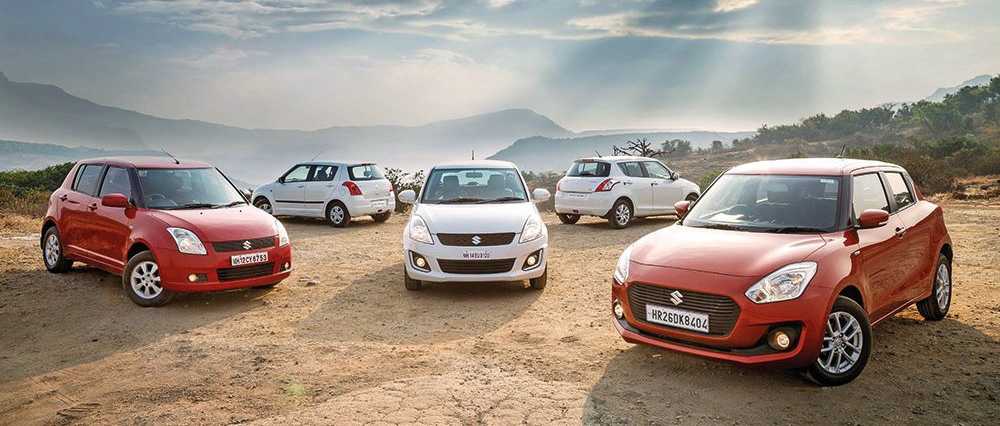 Suzuki Swift Wins 2019 Indian Car of the Year Award 2