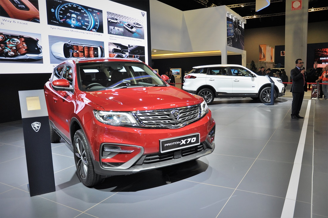 Proton X70 Sets Another Record in Malaysia 2