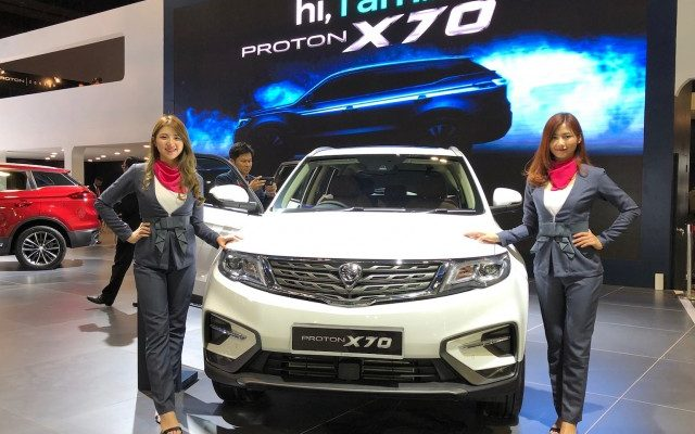 Proton Increase Its Sales and Export Target for 2020 1