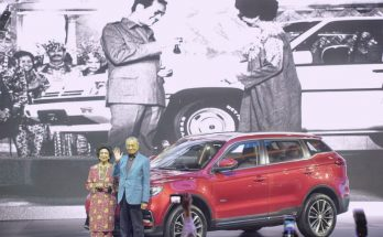 Proton's First SUV- the X70 Launched in Malaysia 10