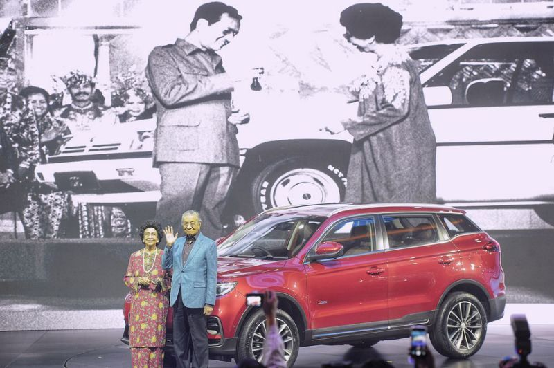 Proton's First SUV- the X70 Launched in Malaysia 6