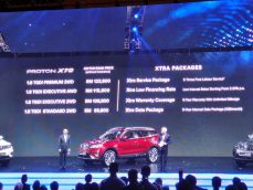 Proton's First SUV- the X70 Launched in Malaysia 17