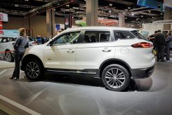 Malaysian PM's Gifted Proton X70 SUV Handed Over to Pakistan 8
